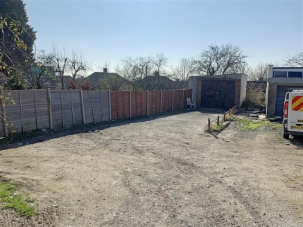 GUIDE PRICE �10,000-�15,000. A level parcel of land (approx. 159 sq m) occupied by a large detached garage with double doors to the front. The site and garage are accessed via a lane off Bridge Walk in Filton and would be ideal for secure storage and...