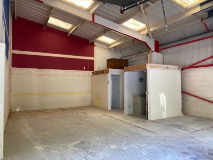 * Part of an estate of 15 units  * Steel portal frame construction with brick and plastic coated steel clad walls under a coated steel clad roof with roof lights.  * Convenient location to Burgess Hill & A23  * Great starter Unit.