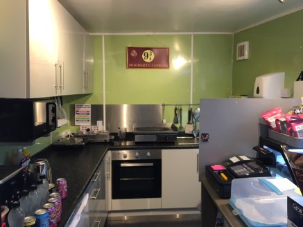 Freehold café for sale situated within Haworth village centre.  The premise briefly comprises a single storey A3 café situated close to Haworth Railway Station. The property benefits from a fully fitted kitchen to include oven, hob, fryer, griddle, v...