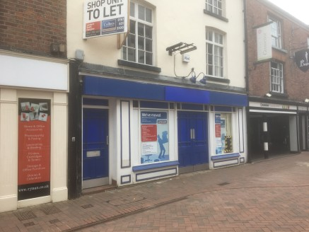 LOCATION  The premises are situated on the southern side of Chestergate which forms the original pedestrianised section of Macclesfield's main shopping area. On the opposite side of the road is the entrance to the Grosvenor Centre which is the primar...