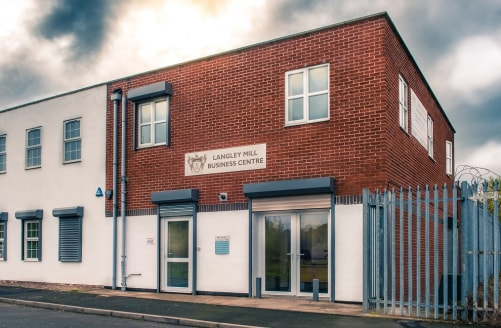 Langley Mill Business Centre comprises a two storey brick built former workshop which has been converted to provide a range of cellular office and storage accommodation.   The ground floor is configured to provide four cellular rooms each of a simila...