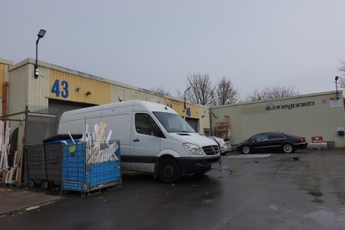 Unit 43 is a modern, well presented warehouse in this popular trading estate and provides approx 2,202 sq ft of storage/production space, including a small office, single wc and external parking for 2-3 cars. The unit has an internal eaves height of...