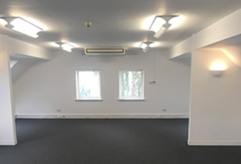 TO LET: Detached Office 2,621 SQ FT (243.49 SQ...
