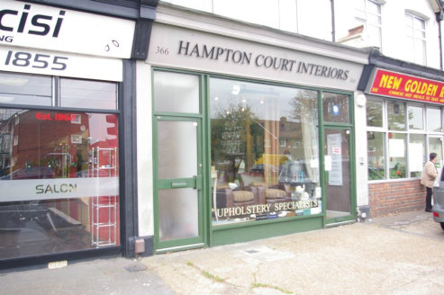 Freehold Investment for sale. Large, well presented shop and fabulous flat