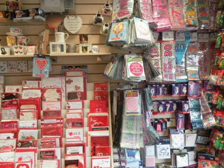 Greeting Cards/Balloons & Gifts Located In Kings Norton\nRef 2330\n\nLocation\nThis established Greetings Cards business is located within a prominent and highly visible parade on The Green in Kings Norton, Birmingham. This historic village occupies....