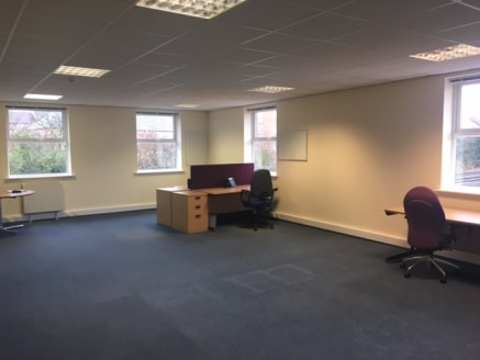 Unit 40 comprises of a 2 storey mid-terraced office  building. The ground floor is currently occupied by SMA Support UK.  The accommodation available is situated at ground and first floor  levels and measures 2,220 Sq Ft (206.32 SqM)  Specification...