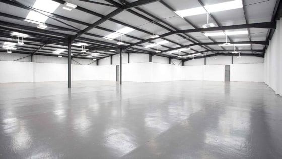 Modern steel portal frame construction with profile clad elevations under a profile clad roof. Minimum eaves height of 5.5m. Generous secure service yards to the front and dedicated parking. Integral office accommodation to each property. Ground leve...