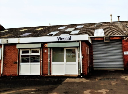 The unit comprises of a single storey warehouse/workshop unit which is partially fronted by a single office block, access to the warehouse is provided by an electric roller shutter, and the within the unit there are w/c and kitchen facilities.   The...