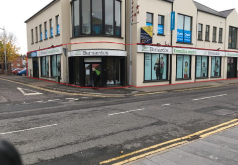 16–20 Railway Street, Strabane, BT82 8EH, | OKT (O'Connor Kennedy Turtle) - Commercial Property Consultants