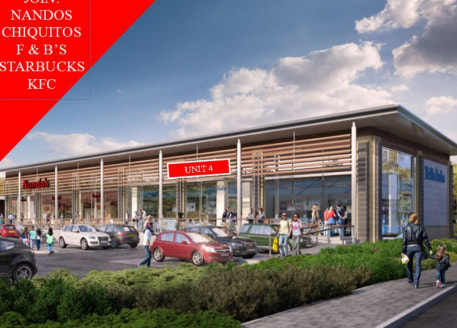 The Property will comprise a new-build semi-detached restaurant unit, currently under construction, situated within a modern retail and F&B development on the northern perimeter of Marsh Barton trading estate. The unit benefits from significant roads...