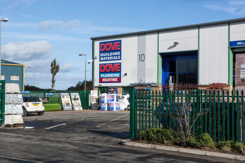 New expansion to established Lionheart Enterprise Park. New build units to suit requirements. Suitable for a variety of uses. Units from 1,500 sq ft to 30,000 sq ft.