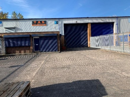 To be refurbished. LED lighting. 3 phase electricity supply. Reinforced concrete floor. Ample yard/car parking area. Internal eaves height 5.5m (18ft). Office/amenity block.