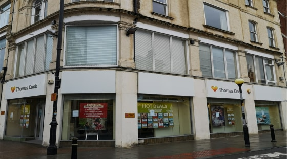 Prominent A1 Retail Unit To Let