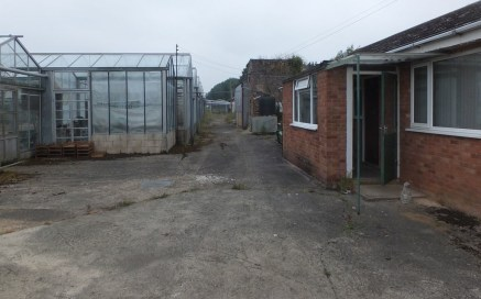 Freehold For Sale   3.06 hectares (7.56 acres)   Glasshouse area approximately 62,000ft²   Agricultural sheds 280.33m² (3017ft²)   Sale price £375,000