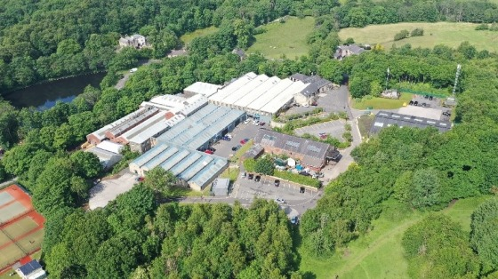 The Property comprises a range of units of various sizes and styles located within a very well maintained industrial estate.  Comprising a former dye works which has been extensively divided, extended and refurbished and now provides 24 industrial an...