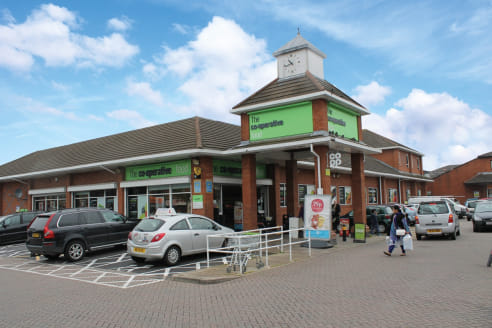 * Prominent roadside location fronting the A571 Rochdale Road and the B6195 Middleton Road.  * Anchored by Co-operative Food Store and Boyes, and located adjacent to Lidl.  * Well established shopping centre in Royton Town Centre  * Weekly popular lo...