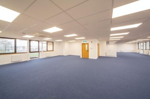 Two Storey High Tech Business or Office Premises