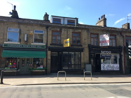 Amco Commercial are pleased to offer this basement storage.   The premises are on the entire basement under 721-723 Bacup Road and are immediately available to occupy.  Accommodation - The premises offers its own lower ground floor entrance.