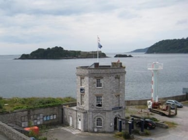 Established Freehold 7 Bedroom Guest House In Plymouth For Sale\nStunning Views Over Plymouth Sound\nRef 2109\n\nLocation\nCrescent House is located in a quiet crescent of Victorian houses just a stones throw from Plymouth Hoe promenade which lies in...