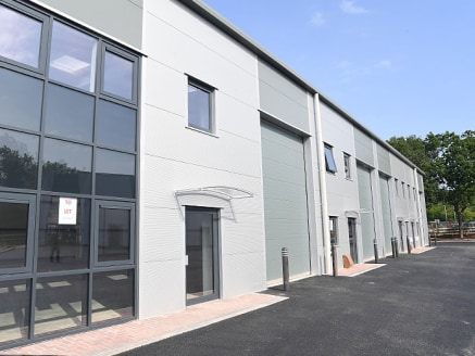 Crescent Trade Park Redditch provides new industrial units to let or for sale in Moons Moat North, with prominent road frontage to Moons Moat Drive, adjoining a busy McDonalds drive-thru restaurant. Two of the industrial units have already been let t...
