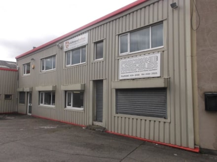 Comprising a good sized mixed workshop and office property, extending to approximately 266 sq m (2,863 sq ft), arranged over predominantly ground floor together with first floor office/canteen.  The ground floor accommodation is open plan, together w...