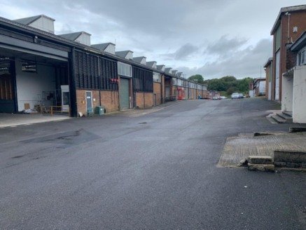 Comprising a range of high-quality industrial and warehouse units situated within this extremely secure site, being completely fenced and with the benefit of 24-hour security guard patrol.<br><br>A range of units are available from 257 sq.ft to 37,43...