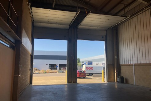 The properties comprise two semi-detached modern warehouse units incorporating two-storey offices across the majority of the front elevation together with two power-operated loading doors to each. Internally, there are a number of access points betwe...
