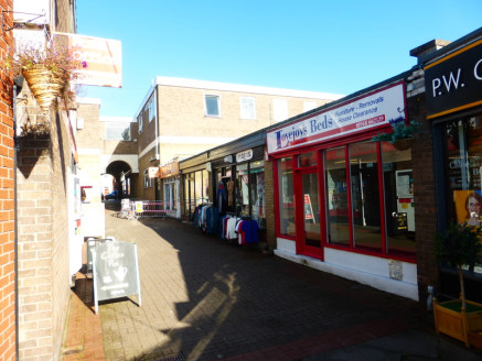 The unit form part of a popular retail arcade which links Tesco and main Town Centre car park with Green End. The parade is currently being improved by the new...