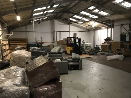 Under Offer]\nINDUSTRIAL warehouse premises with roller shutter access and three phase power in...