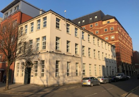 First Floor, Linenhall Exchange, 26 Linenhall Street, Belfast, BT2 8BG, | OKT (O'Connor Kennedy Turtle) - Commercial Property Consultants