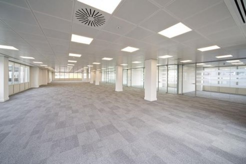 Top Quality, Refurbished Offices Within Corporate Facility Adjacent to Town Centre Facilities.
