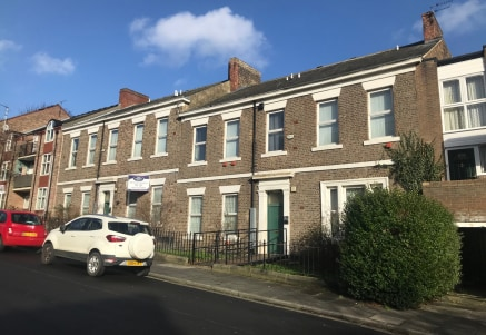 Suitable for residential conversion (subject to planning). Total Area: 3,840 sq. ft. (356.74 sq. m).   2 self-contained terraced offices.  6 car parking spaces to the rear.  26 & 28 Hawthorn Terrace are two storey former town houses that are approxim...