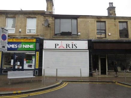 LOCATION\n\nThe property is situated on Scotland Road in Nelson town centre close to its junction with Manchester Road. Other occupants in the immediate vicinity include a mixture of retail and professional users, with junction 13 of the M65 being wi...