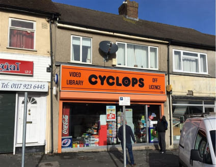 Mixed-use property comprising a large and extended ground floor shop of approx 1,000sqft with an additional spacious and very well-presented two/three bedroom first floor flat. The shop and flat could be easily split (subject to consents) and would m...