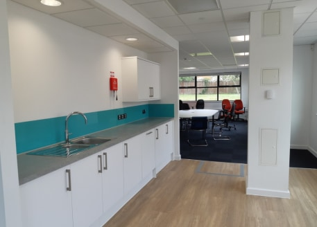 Fully refurbished office accommodation on the ground and second floors of Deane House. The accommodation can be split according to occupier requirements, or taken on a floor by floor basis....