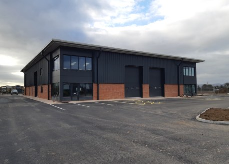 A recently completed unit which has been designed and built to enable sub division in up to 3 separate and self contained units with the ability to fit-out with two storey offices accommodation. Alternative the building can be left as a single unit.....