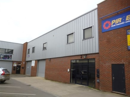 Light industrial units with potential for variety of uses. Office accommodation is also available in the first...