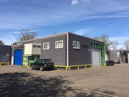 The property comprises a light industrial unit of steel portal frame construction with profile clad elevations and roof.  The property comprises ground floor warehouse and ancillary areas, first floor offices and first floor mezzanine floor.  The war...