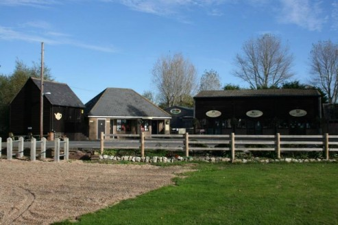 An opportunity to purchase a small holding with equestrian potential in the heart of the Romney Marsh.