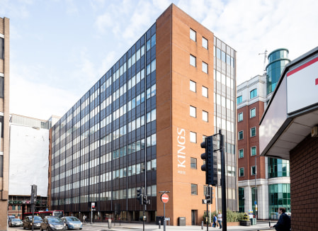 Kings House is a modern office building which offers single floor areas of 10,500 sq ft. The building has an attractive reception with 24 hour concierge security and 3 high speed passenger lifts. The 3rd floor is fully refurbished and provides either...