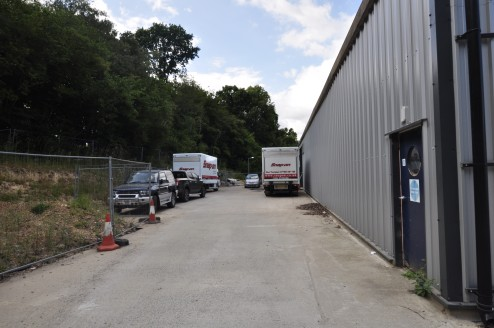 * 3,115 sq ft warehouse/industrial unit with 1,554 sq ft mezzanine