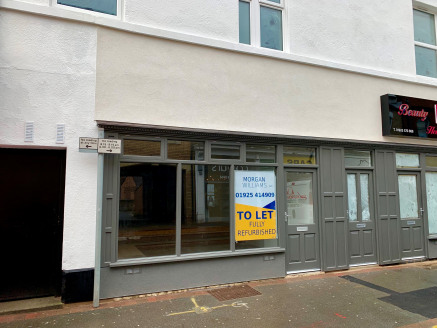 A brand new refurbished ground floor retail unit with basement storage and disabled wc facility included.  The unit benefits from a brand new feature timber shop front incorporating entrance door that has been painted in a modern grey colour. There i...
