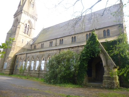 The property comprises a substantial Grade II listed former church building plus a former Sunday School building on a site of approx. 0.92 acre. The church was originally constructed around 1870 as a place of worship and is of stone construction bene...