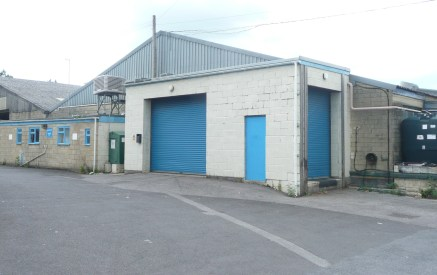 A range of industrial buildings with offices and yard areas. 19,058 SqFt (1,700.54 SqM) on approximately 0.96 acres (0.39 ha)