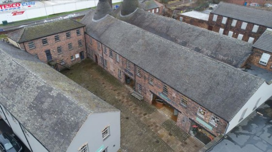 Phoenix Works is a refurbished Pottery Works offering a range of retail, offices and onsite cafe bar set within Grade II Listed buildings and retaining original features, including the bottle kilns. Current availability includes a self-contained reta...