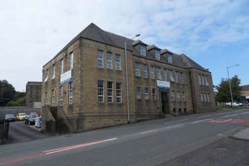 KING EDWARD HOUSE FINSLEY GATE BURNLEY - Petty Chartered Surveyors
