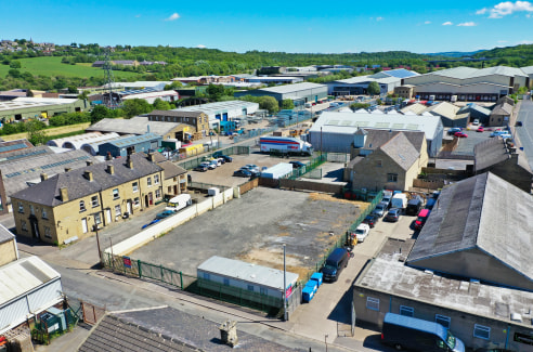 The subject land comprises a loosely surfaced secure yard/compound formerly used as a bus depot extending to 0.29 Acres (0.12 Hectares) with gated access of Calder Street.  The compound forms part of a larger site which is partitioned off, the land i...
