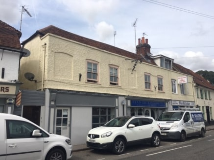 2 Retail Investment properties For Sale  The property comprises two self contained retail units with a residential apartment above (which has been sold off on a long lease).  Both shops include display windows, kitchenette and WC facilities.  Parking...