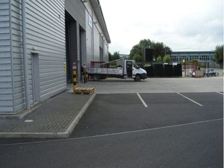The property is approximately 10 years old and comprises a semi-detached high bay warehouse unit. The unit is of steel portal frame construction with profile metal clad elevations and roof with ground floor office and amenities....