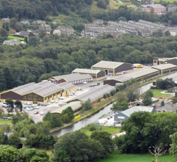 Moderna Business Park is a secure, modern industrial centre based in Mytholmroyd, Halifax. Planning permission has now been obtained to construct new units on the site which within reason can be built to the occupiers specification. With the option o...